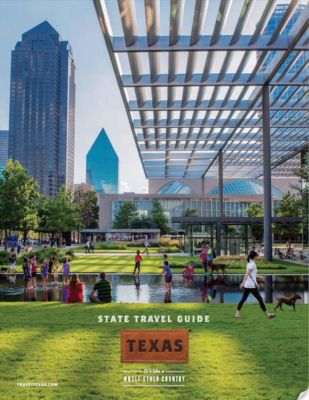 2014 Texas Travel Guide